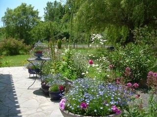 Jardin d'Annie, à Saint Hilaire de Riez (85)