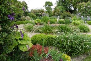 Jardin de Chantal, à Moulins sur Céphons (36)