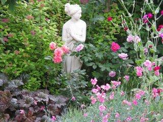 La déesse Flore