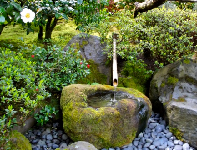 Awesome bassin zen jardin photos - Fontaine jardin pierre calais ...