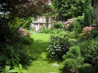 Jardin d'Alain à St Aignan (76)