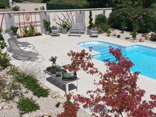 Jardin de Jean-Claude à Allex (26)