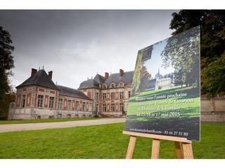 Courson - Départ pour Chantilly / Philippe Grolier