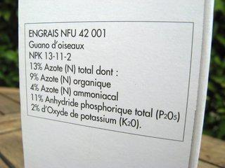 NPK : qu'est-ce que c'est ?