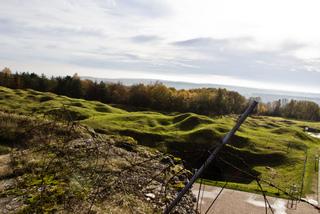 Fort de Douaumont, forêt de Verdun