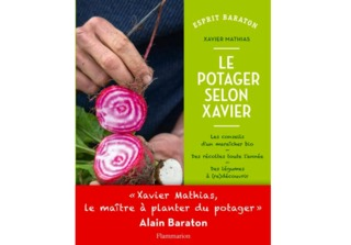 Le potager selon Xavier, Prix Saint Fiacre 2014
