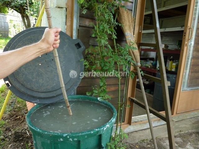 Traitements naturels maison pour le jardin