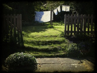 Une clôture
