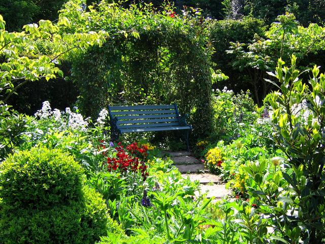 Jardin + Romantique | Tout