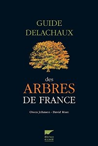 Guide Delachaux des arbres de France - Livre de Owen Johnson et David More