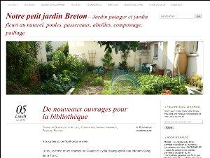 Notre petit jardin breton