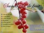 Secrets de fruit