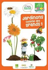 Semaine du jardinage pour les écoles, 2015 / DR