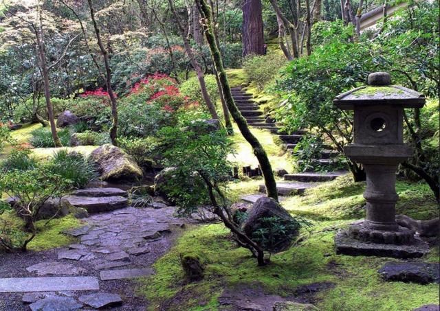 le jardin japonais v g tal min ral et aquatique cr er. Black Bedroom Furniture Sets. Home Design Ideas