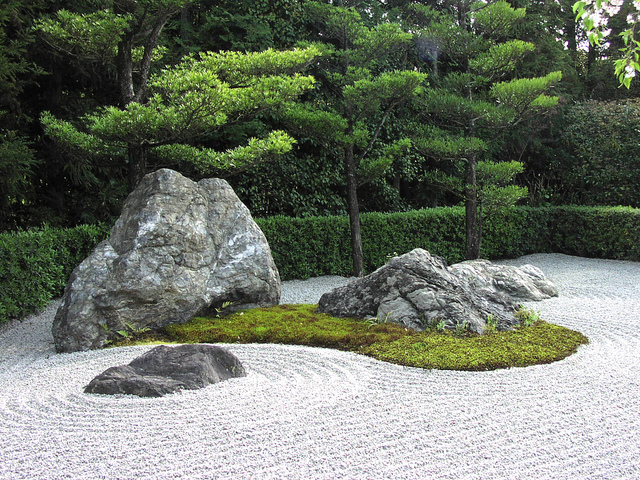 Jardin zen jardin sec cr er un jardin japonais for Jardin japonais zen