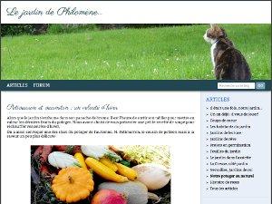 Le jardin de Philomène - D.R. - http://jardindephilomene.blog4ever.com