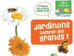 Semaine du jardinage pour les écoles, du 9 au 15 mars 2015