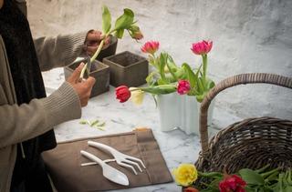 Set de jardinage urbain Fiskars - Couteau