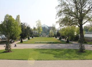 Jardin des Serres d'Auteuil / Andrea Anastasakis