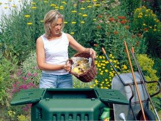 Compostage de déchets de cuisine