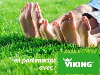 pelouse printemps Viking