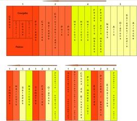 Rotation des cultures au potager - Modèle pour cultures associées