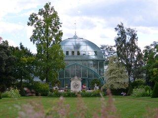 Serres et jardins d'Auteuil (Paris) / CpaKmoi