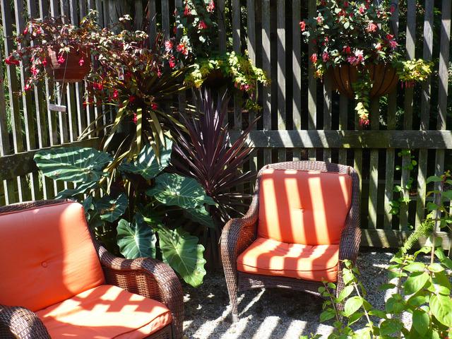 Mobilier De Jardin Design Cr Er Un Jardin Contemporain