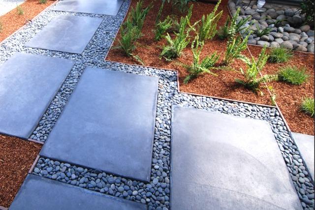 Plantes graphiques cr er un jardin contemporain for Plantes jardin contemporain