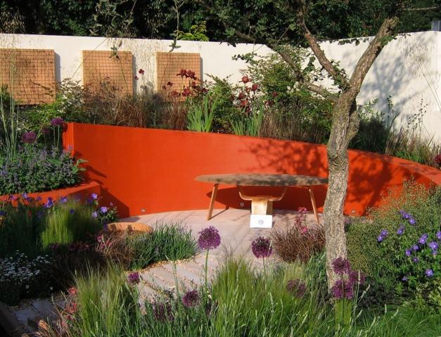 creer un jardin contemporain cr er un jardin zen conseils et entretien cr ation d un jardin. Black Bedroom Furniture Sets. Home Design Ideas
