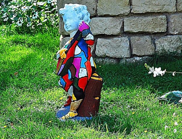 Angelot customis cr er un jardin contemporain for Creer un jardin contemporain