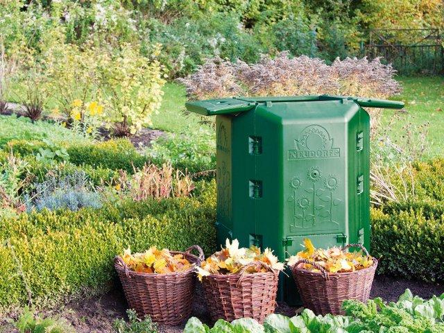 Cure de jouvence automnale pour le jardin