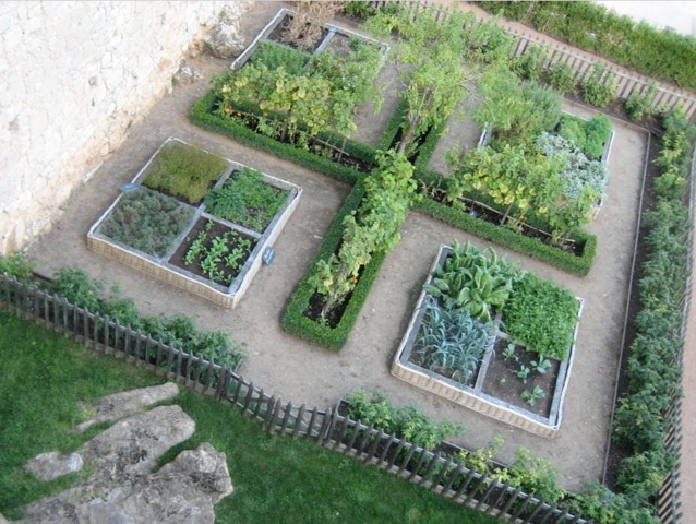 potager d coratif cr ation plantes et l gumes ornementaux. Black Bedroom Furniture Sets. Home Design Ideas