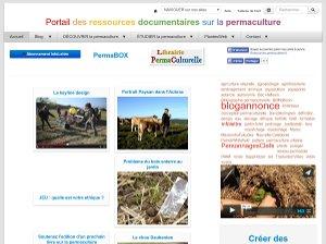 Portail des ressources documentaires sur la permaculture - http://ressources-permaculture.fr/