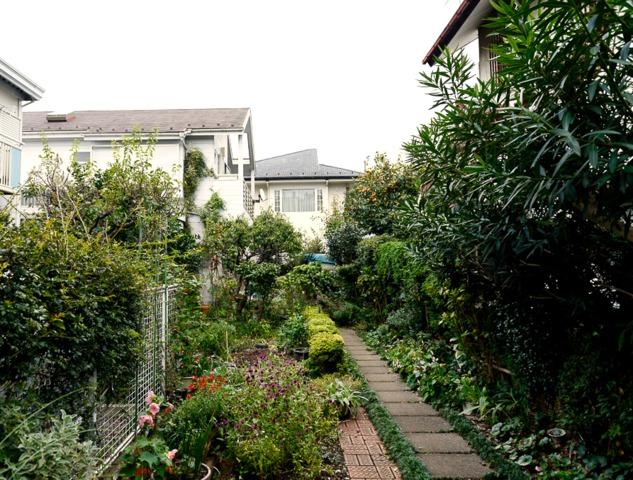 Jardin de ville conseils de cr ation d 39 entretien choix - Amenagement d un petit jardin de ville ...