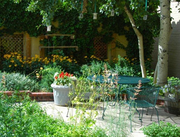 Amenager un petit jardin en longueur montreuil 2322 - Amenager un petit jardin en longueur ...