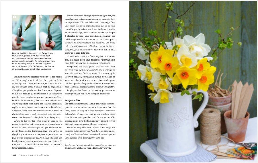 Mon jardin de fleurs couper livre de louise curley for Jardin de fleurs a couper
