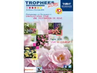 Trophées Décorosiers 2015 / /