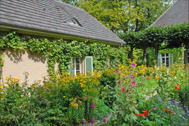Jardin cure tout - Creer un jardin contemporain ...