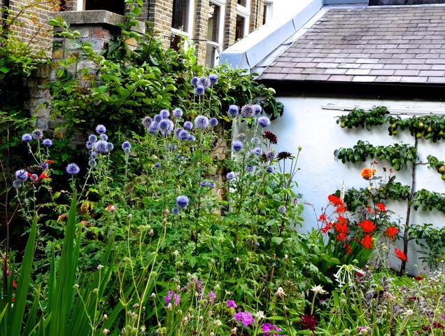 Un jardin clos de mur (Créer un jardin de curé)
