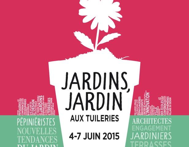 Jardins jardin aux tuileries du 4 au 7 juin 2015 for Jardin lune juin 2015