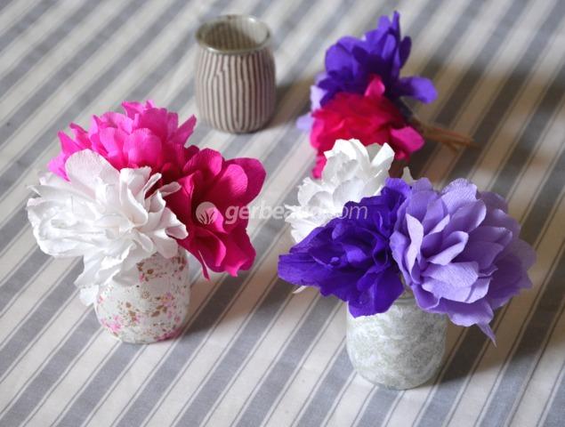 fleur papier crepon fabulous fleur en papier crepon se rapportant dcor deco fleur papier depot. Black Bedroom Furniture Sets. Home Design Ideas
