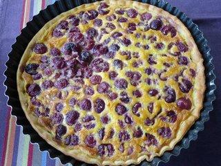 Gâteau aux cerises / I.G.