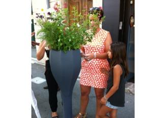 Greenpods et jardineurs