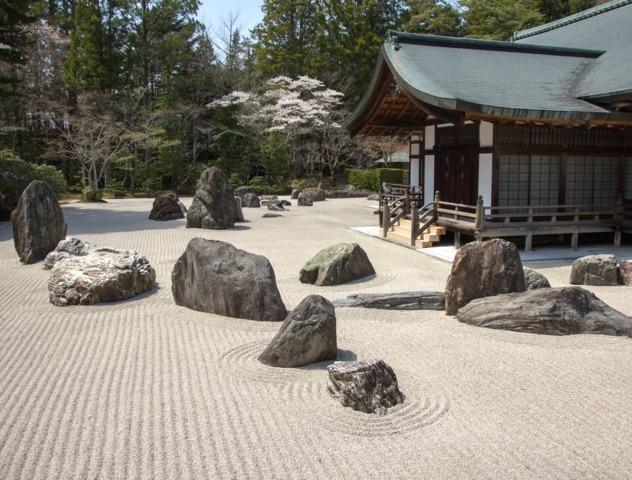 cr er un jardin zen conseils et entretien. Black Bedroom Furniture Sets. Home Design Ideas