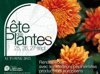 Fête des Plantes d'Automne - Saint-Jean de Beauregard, 25-27 septembre 2015