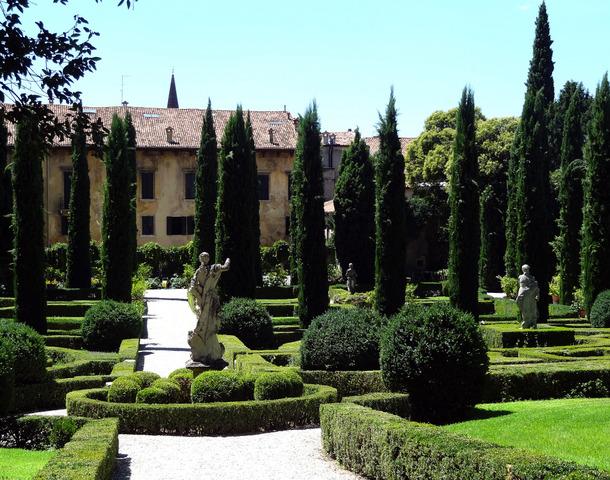 jardin italien tout