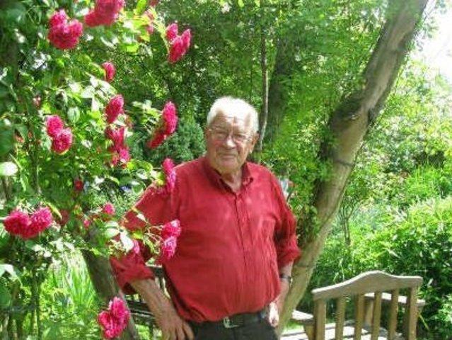 Décès du rosiériste André Eve