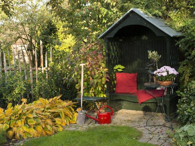 Cure de jouvence automnale pour le jardin for Jardin et jardinage
