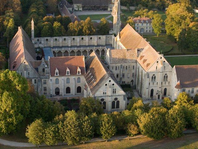 Un week-end aux jardins - Abbaye de Royaumont
